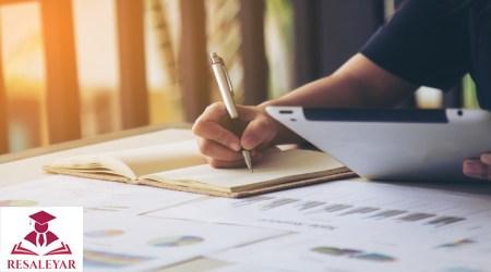 نوشتن مقاله رساله یار