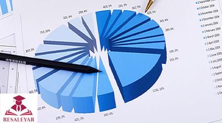 پروپوزال تحلیل آماری در اکسل