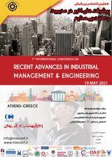 چاپ مقاله در هفتمین کنفرانس بین المللی پیشرفت های اخیر در مدیریت و مهندسی صنایع